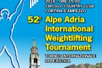 Results book 52° Alpe Adria International Tournament